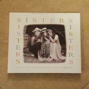 Sisters Large Hardback Book